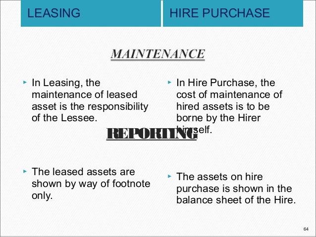 lease vs