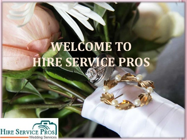WELCOME TO HIRE SERVICE PROS