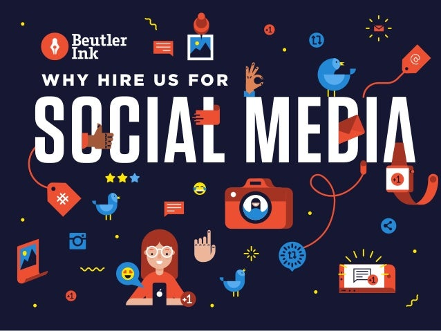 1 | SECTION TITLE SOCIAL MEDIA WHY HIRE US FOR