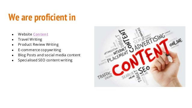 Hire Website Content Writer