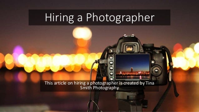 Image result for hiring Photographer