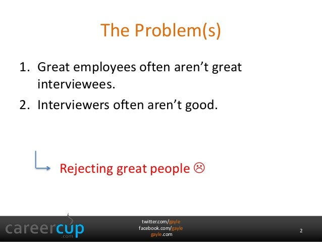 Hiring Great Product Managers Slide 3