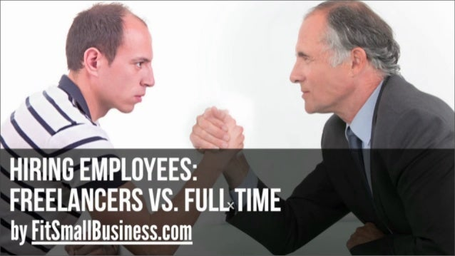 Intuit predicts that 40% of US workforce will be part time workers or full time freelancers by 2020. You can get talented ...