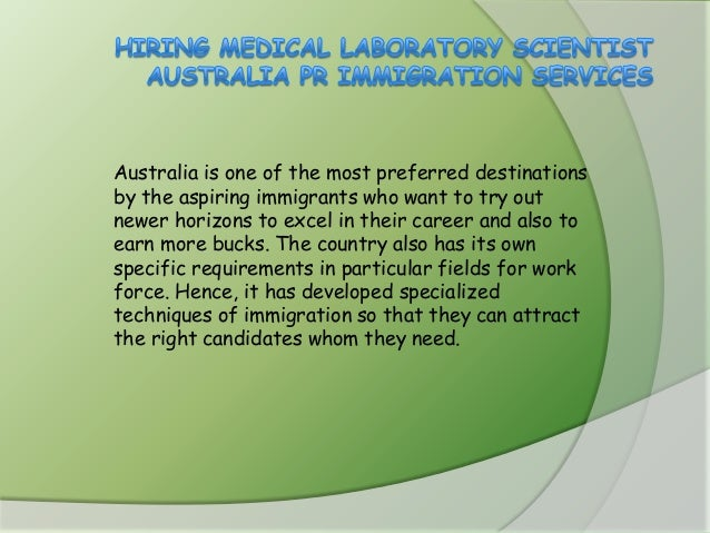 Australia is one of the most preferred destinations by the aspiring immigrants who want to try out newer horizons to excel...