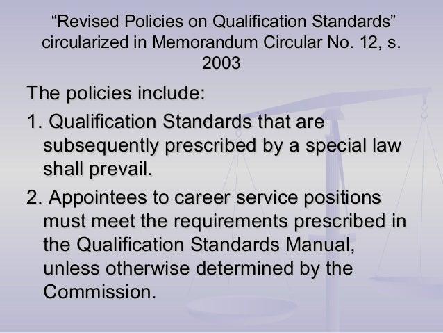 hiring policies rh slideshare net