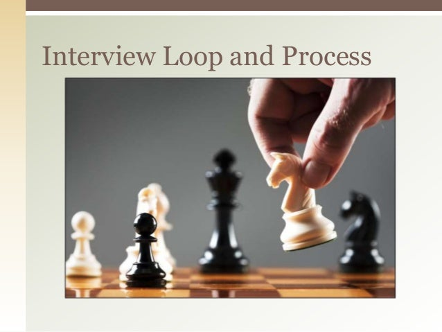 Interview Loop and Process