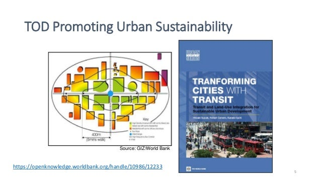 Financing Transit-Oriented Development with Land Values ...