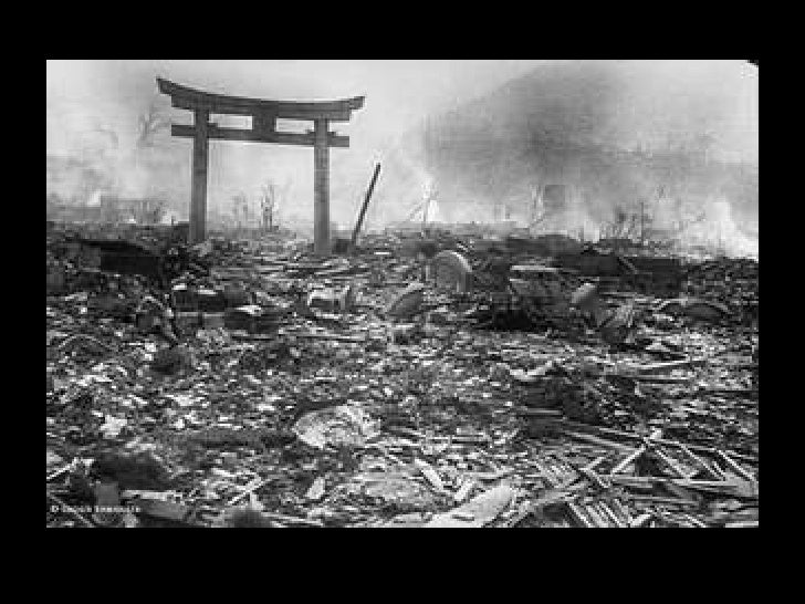 an argument in favor of the necessity of bombing hiroshima The racism of the nagasaki and hiroshima bombings by linda gunter argument in favor is that it was necessary to force the surrender of japan and thus end world war ii the official platform still proclaimed the importance of nuclear disarmament.