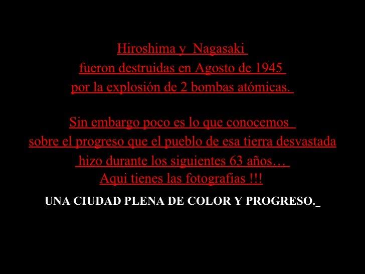 Hiroshima Y Nagasaki (Cmp) Slide 2