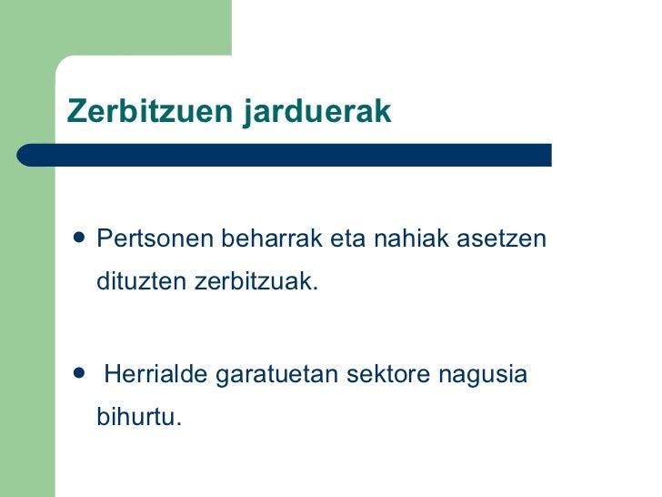 Hirugarren sektorea 3 dbh 9. gaia Slide 2