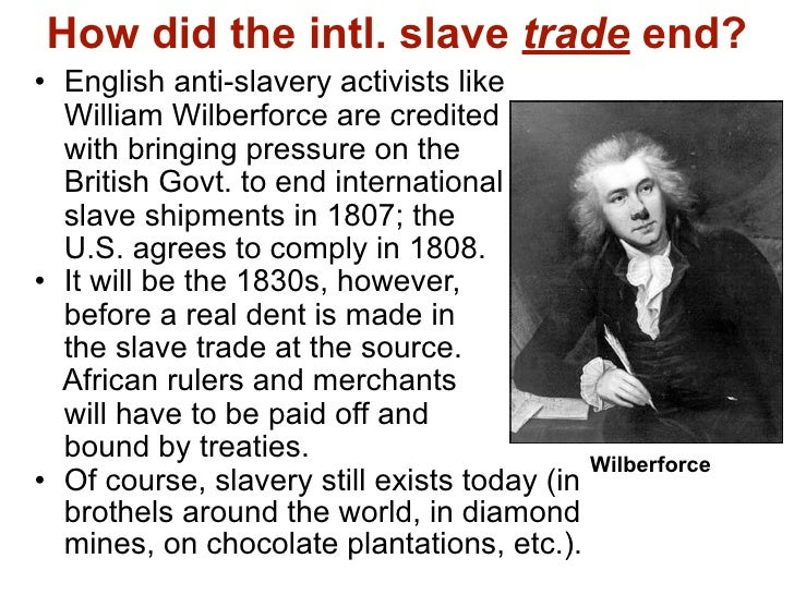 did slavery cause racism Slavery and the rise of capitalism socialism today the racism and racial slavery slavery and primitive accumulation.