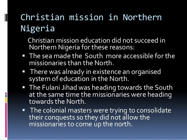 Christianity and colonialism