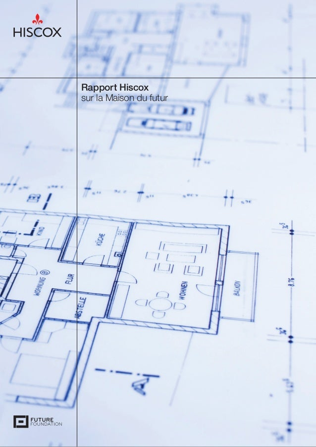 Rapport Hiscox sur la Maison du futur