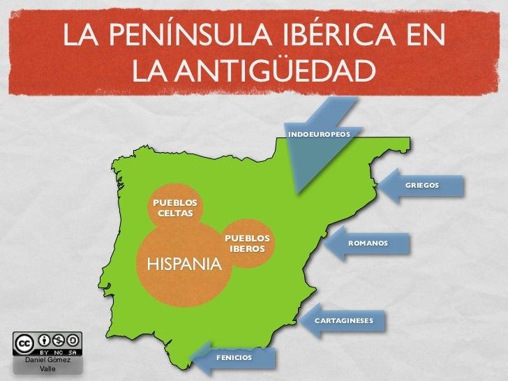 LA PENÍNSULA IBÉRICA EN              LA ANTIGÜEDAD                                     INDOEUROPEOS                       ...