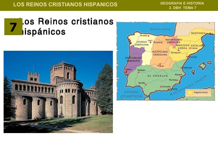 Los Reinos cristianos  hispánicos 7