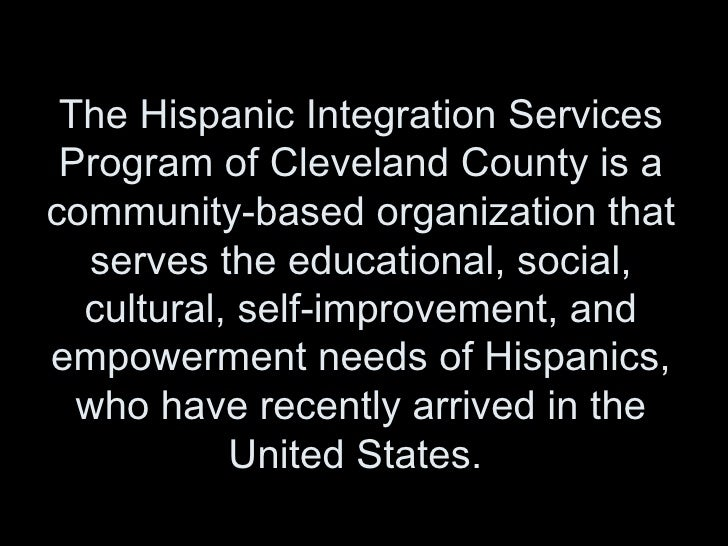 cleveland county hispanic singles Hispanic population estimates for each ohio city and county brooklyn, cleveland, lorain and painesville are among the 13 cities in ohio where at least 10 percent of the residents are.