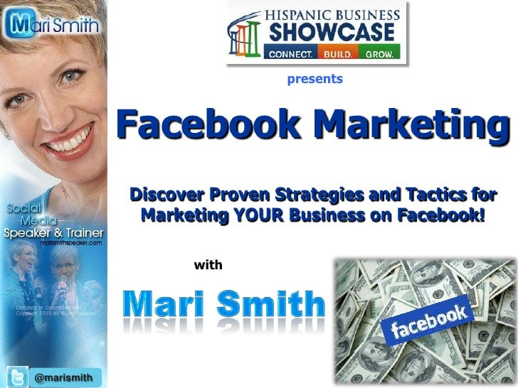 "presents                 Facebook Marketing              ""Finally! Discover How To Create An Attractive And Active Fan Pag..."