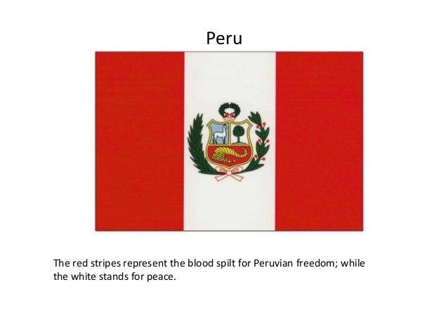 Hispanic Heritage Month Flag Symbols