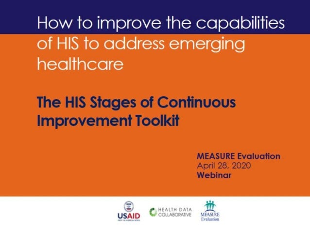 How to improve the capabilities of health information systems to address emerging healthcare challenges