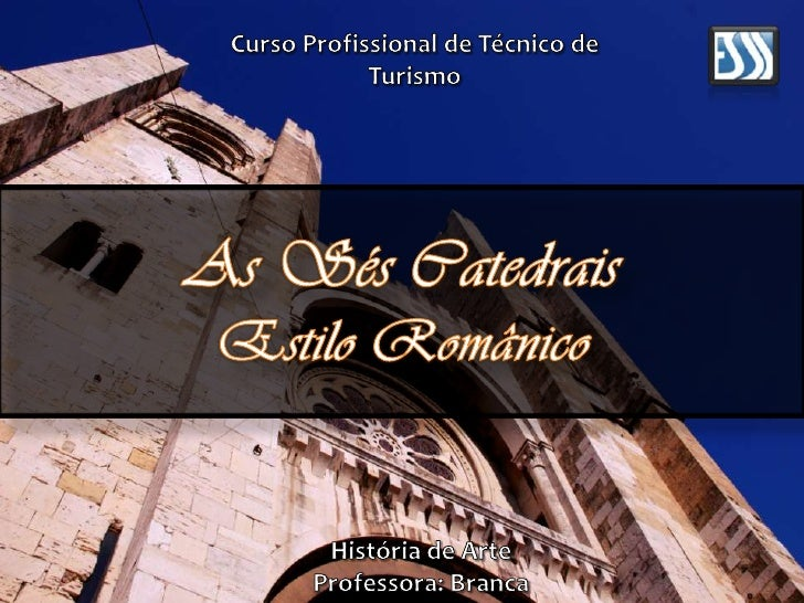 As catedrais , para nós podem ser simplesmenteedifícios majestosos ,com funções religiosas e que ásvezes não damos muita i...