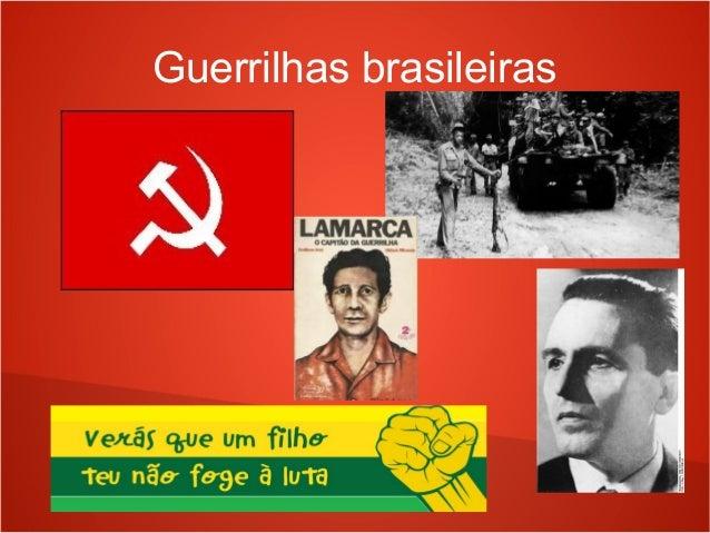 Guerrilhas brasileiras