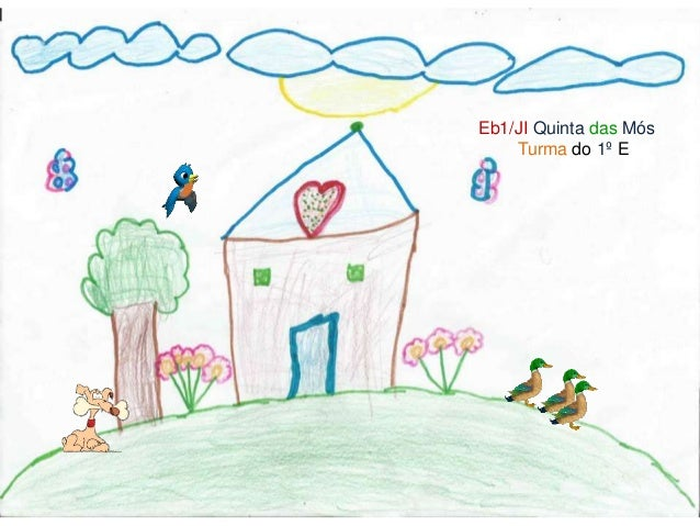 Eb1/JI Quinta das Mós Turma do 1º E
