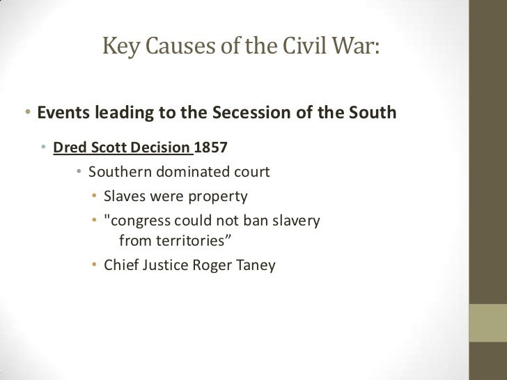 the shaping of secession from the dred scott decision of the supreme court in 1857 What are three events that occurred between 1857 and 1859 that facilitated southern secession - 3983312 1 the dred scott decision by the supreme court f.