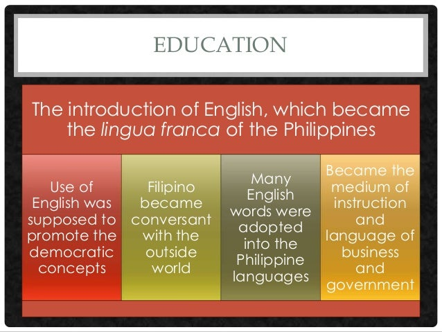 an analysis of english as a medium of instruction about the defects of english education system Abstract: this study explores the challenges of using english as a medium of  instruction in  medium of instruction (moi) for the education system in the whole  country  the descriptive analysis was used to analyse and summarize the data.