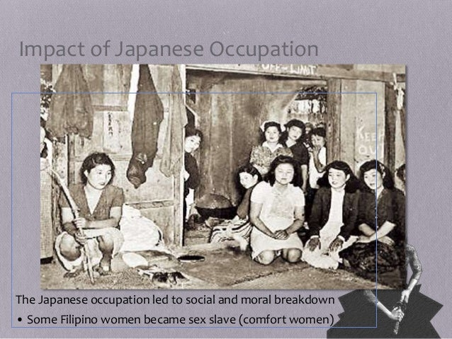 The background of the us occupation of japan