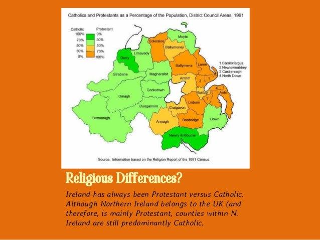 Ethnic Conflict In Northern Ireland 42