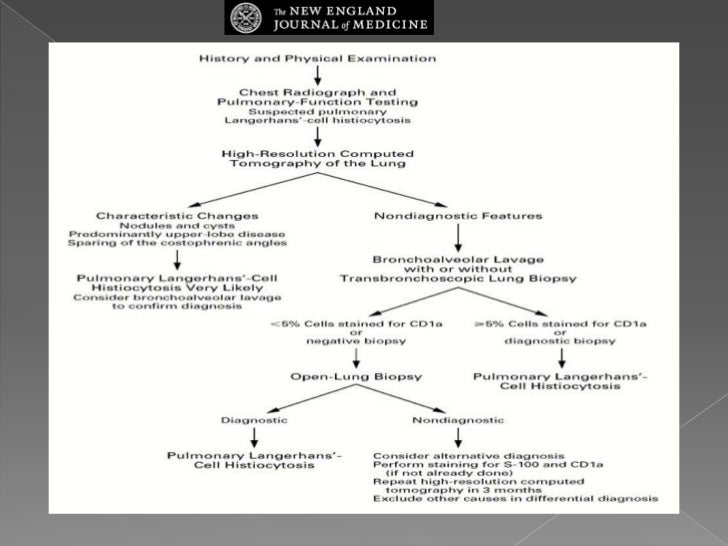 Pulmonary langerhans cell histiocytosis | Orphanet Journal of Rare ...