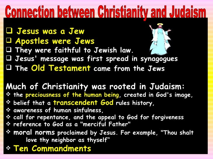 Uneasy Encounter: A History of Christian - Jewish Relations  Slide 2