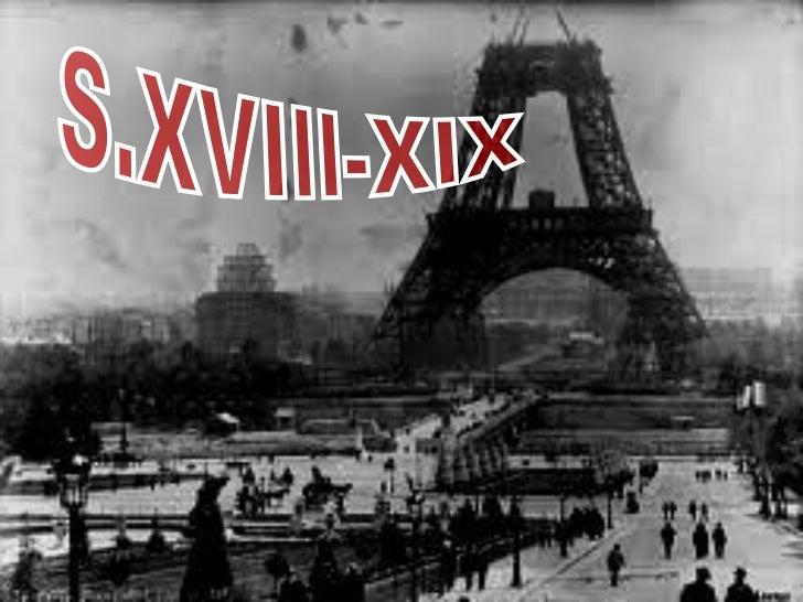 S.XVIll-XIX