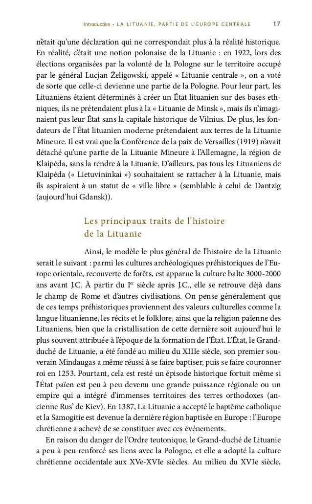 19 grands prophètes, et cela a permis d'appeler plus tard le Vilnius de leur époque capitale de la culture polonaise hors ...