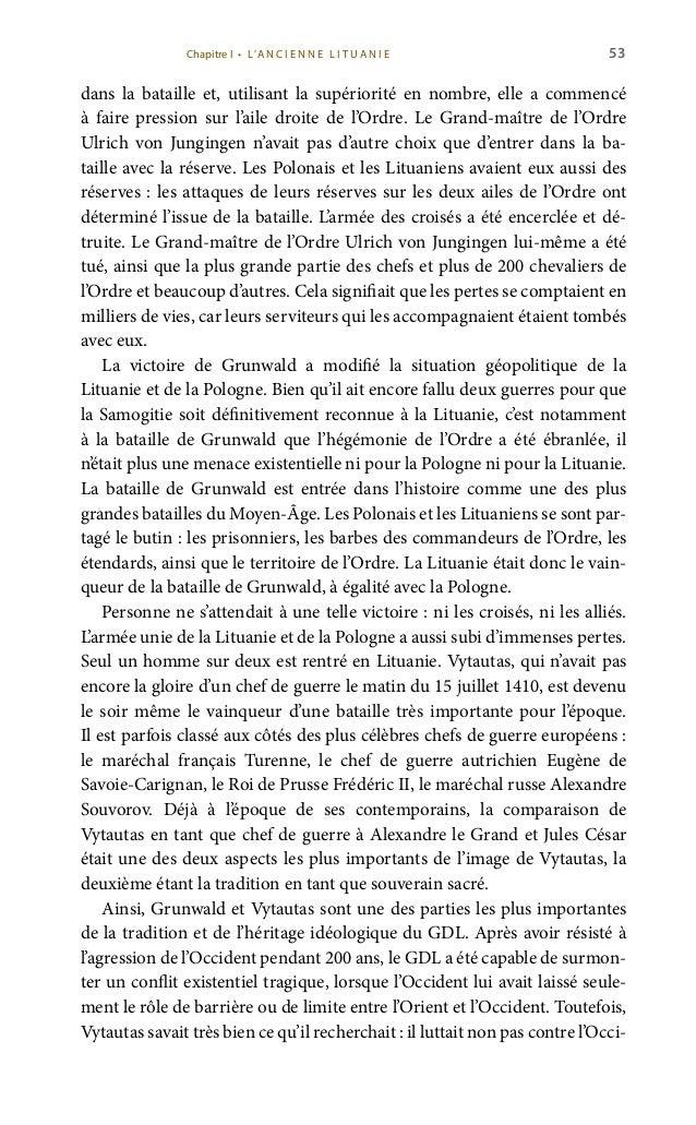 Histoire de la lituanie - in French
