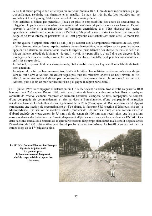 Histoire de la présence militaire en ubaye