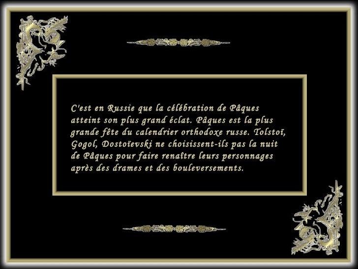 Histoire des oeufs Faberge Slide 2