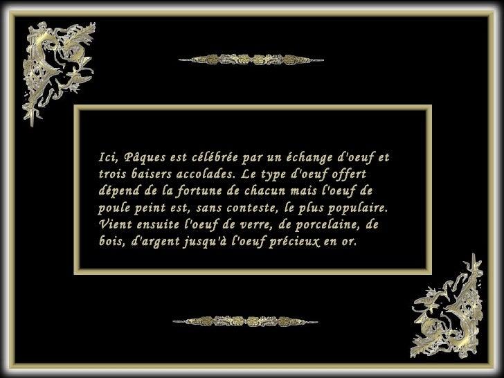 Histoire des oeufs Faberge Slide 3