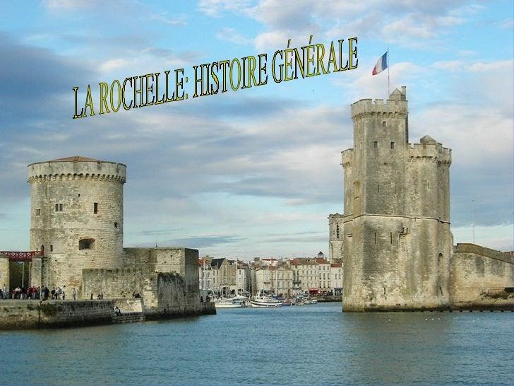 OÙ EST LA ROCHELLE ?                        La Rochelle se trouve à              louest de la France, à la              r...