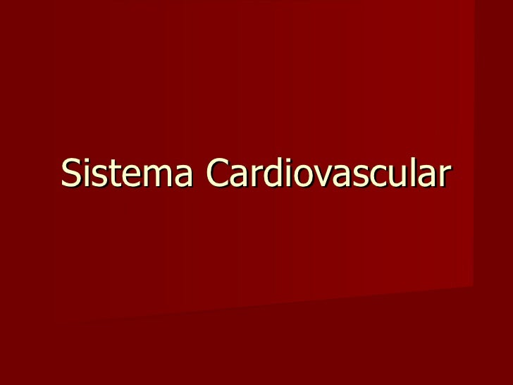 Histologia do sistema cardiovalscular