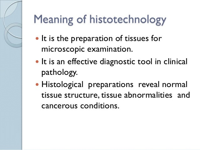 Histological techniques for life science researchers Slide 3