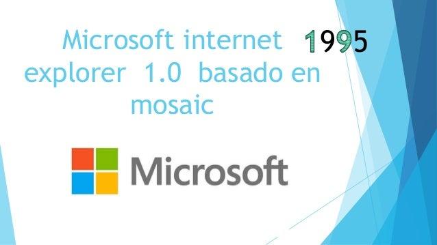 Guerra de los navegadores Explorer vs Netscape