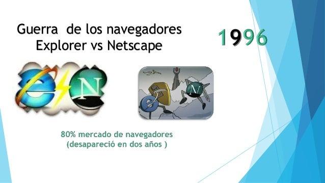 Netscape libera la licencia de su software 9 8