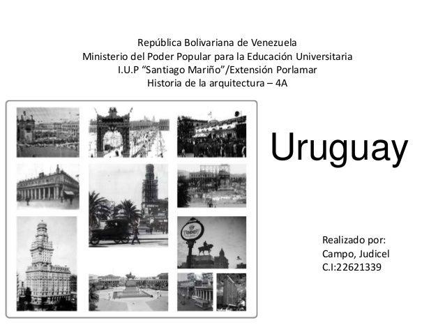 """República Bolivariana de Venezuela Ministerio del Poder Popular para la Educación Universitaria I.U.P """"Santiago Mariño""""/Ex..."""