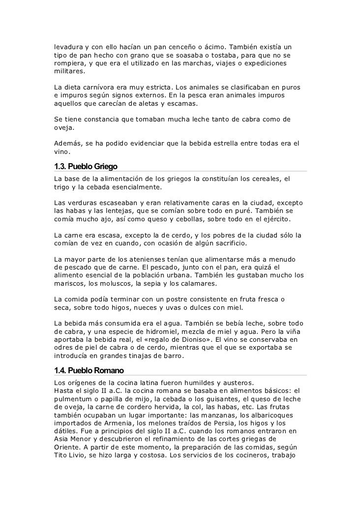 Historia De La AlimentacióN En La Edad Antigua Slide 3