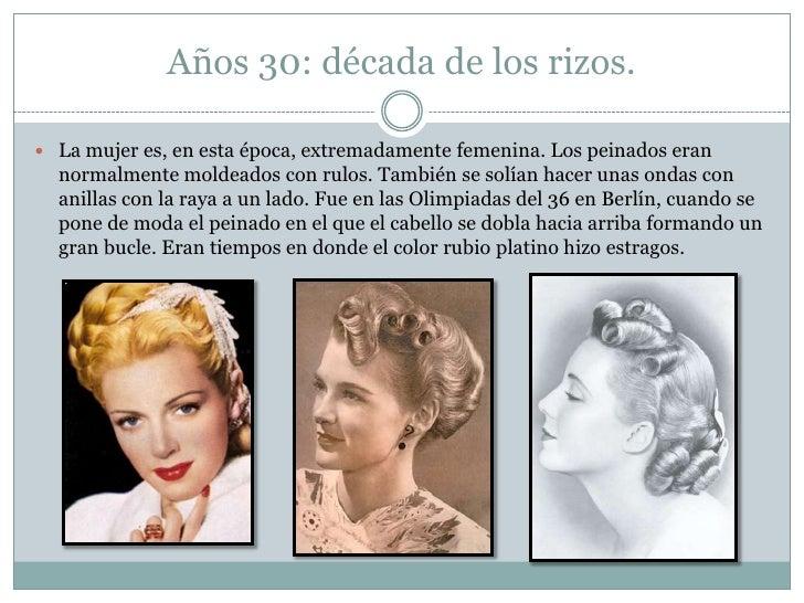La historia del cabello