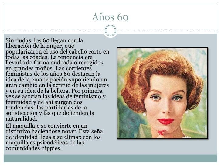 dc5885df1 Historia Del Peinado Y Maquillaje Durante El S XX
