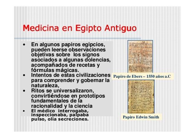 Historia Medicina de la Antiguedad