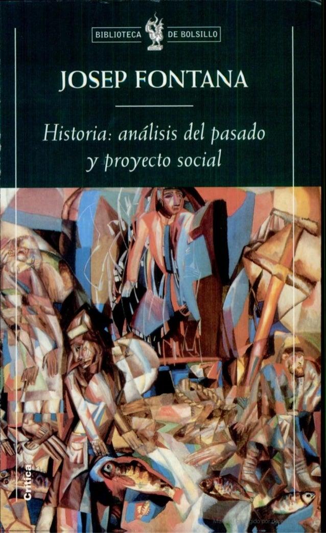 Historia y-analis-del-proyecto-social-josep-fontana