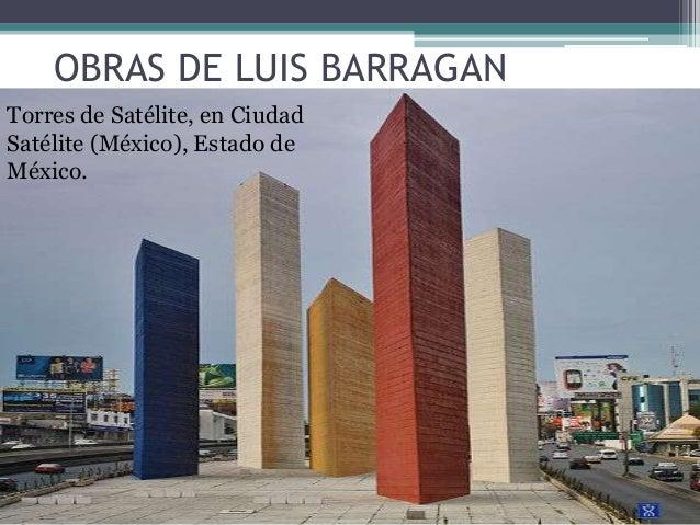 Arquitectura mexicana del siglo xx xxi for Arquitectos y sus obras